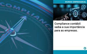 Compliance Contabil Saiba A Sua Importancia Para As Empresas - Contabilidade em Nova Iguaçu - RJ | AMR Contabilidade