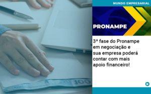 3 Fase Do Pronampe Em Negociacao E Sua Empresa Podera Contar Com Mais Apoio Financeiro - Contabilidade em Nova Iguaçu - RJ | AMR Contabilidade
