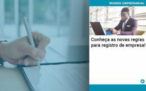 Conheca As Novas Regras Para Registro De Empresa - Contabilidade em Nova Iguaçu - RJ | AMR Contabilidade