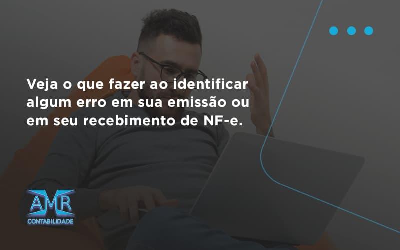 Devolver Ou Recusar Nf E Amr Contabilidade - Contabilidade em Nova Iguaçu - RJ | AMR Contabilidade